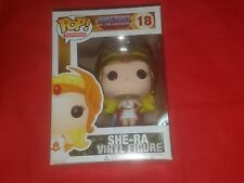 Funko Pop! Television She - Ra   #18 Vaulted - Masters Of The Universe