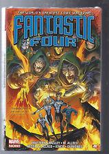 FANTASTIC FOUR OMNIBUS VOL 1 by MATT FRACTION 1st PRINT OOP Doom 2015 SEALED NM