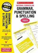Grammar, Punctuation and Spelling Test Year 5 KS2 (National Curriculum SATs)