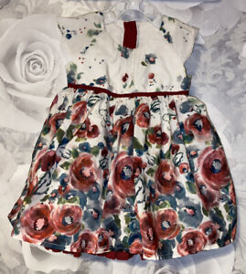 Girls 0-3 Months - M&S Beautiful Dress