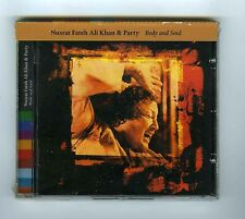 CD (NEW) NUSRAT FATEH ALI KHAN & PARTY BODY AND SOUL(REAL WORLD)