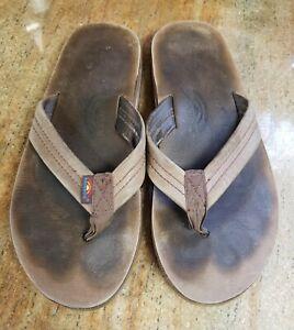 Rainbow Men's Flip Flop Sandals 9.5 - 10.5