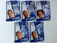 TOPPS PREMIER LEAGUE 2006/07 I-CARDS. FULL SET OF ALL 5 BOLTON WANDERERS
