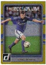 2016 Donruss Soccer Production Line Gold #39 Klaas-Jan Huntelaar FC Schalke 04
