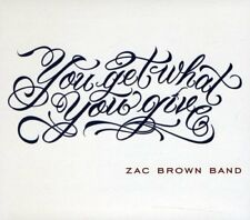 Zac Brown Band - You Get What You Give [CD]