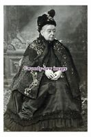 rs0091 - Queen Victoria - photograph 6x4