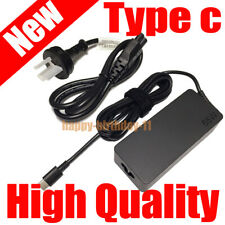 Type C USB-C AC Adapter for Dell Chromebook 11 3100 2-in-1 Education Laptop