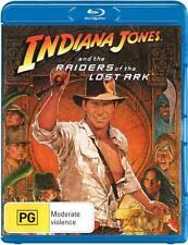 Indiana Jones and the Raiders of the Lost Ark (Blu-ray  - BLU-RAY - NEW Region B