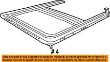 FORD OEM Sunroof-Frame 6L2Z78502C22B