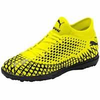 Puma Future 4.4 Tt    Kids Boys Soccer Cleats     - Yellow
