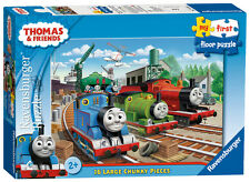 CHILDRENS THOMAS & FRIENDS MY FIRST PUZZLE 16 PIECE JIGSAW PUZZLE RAVENSBURGER