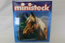 Ministeck #31805 Horse Made in Germany Pixel Puzzle 5000 Piece NEW in Box