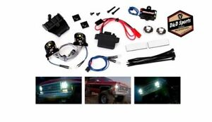 Traxxas 8038 LED light set, complete with power supply fits #8130 Body TRX8038