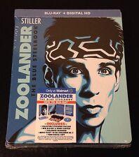 ZOOLANDER Blu-Ray SteelBook Walmart Exclusive Headband Movie Ticket Digital Copy