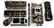 Edelbrock Total Power Package 435 HP Small Block Chevy Top-End Engine Kit 2097