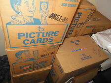 1988 TOPPS SEALED VENDING CASE 12000 CARDS ROOKIE TOM GLAVINE 24 BOXES