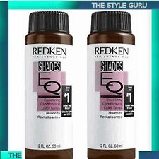 REDKEN SHADES EQ - 2  BOTTLES YOUR CHOICE OF COLOR