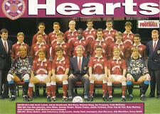 HEARTS FOOTBALL TEAM PHOTO>1993-94 SEASON