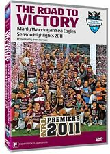 NRL - 2011 Premiers Road To Victory (DVD, 2011)