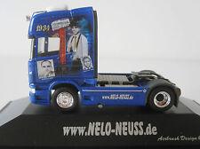 Scania R09 TL CM 1/87 H0 Zugmaschine NELO NEUSS R Topline LITGER Herpa 110495