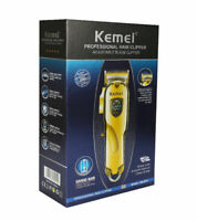Kemei-2010 Hair Clipper Electric Cordless Trimmer Professional Beard Barber Kit