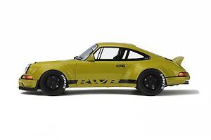 Porsche 911 Type 930 by RWB, GT Spirit GT120 1/18th scale