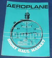 AEROPLANE JULY 31 1968 - SHORT HAUL MARKET