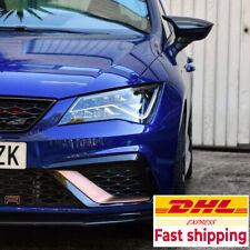 Mirror Cover For Seat Leon Mk3 5F FR-Cupra 2012-2019 Accessory Bright Black BAT
