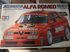 Alfa Romeo Tamiya 1/20