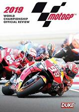 MotoGP  Review DVD 2019 BRAND NEW FAST SHIPPING