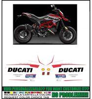 kit adesivi stickers compatibili hypermotard 821 930 tribute moto gp