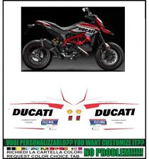 kit adesivi stickers compatibili hypermotard 821 939 tribute moto gp
