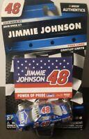 2019 Wave 7 Jimmie Johnson Power of Pride 2002 1st Start 1/64 NASCAR Authentics