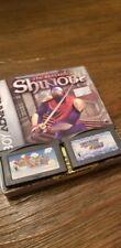 Super Mario Advance (Nintendo Game Boy Advance, 2001) Mega Man & Bass / Shinobi