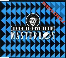 Masterboy I got to Give It Up-Remixes (1994) [Maxi-CD]