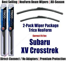 2-Pack Super-Premium NeoForm Wipers fit 2013+ Subaru XV Crosstrek - 16260/160