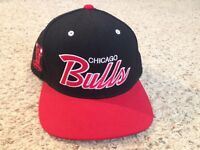 NBA Chicago Bulls Windy City Mitchell & Ness HWC Basketball Snapback Hat