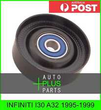 Fits INFINITI I30 A32 Idler Tensioner A/C Belt Pulley
