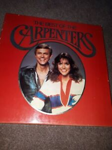 The best of the Carpenters 4 vinyl set. Excellent condition