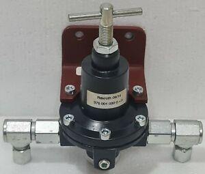 REXROTH MNR : 3750010300 PNEUMATIC PRESSURE REGULATOR 30BAR-G3/8