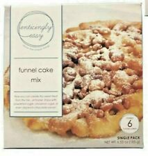 Enticingly Easy FUNNEL Cake Mix (1 Box) Makes 6 Fun To Make Sweet Treat