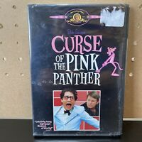 Curse of the Pink Panther (DVD, 1983) NEW