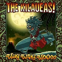 THE KILAUEAS - WIKI WAKI WOOOO  CD NEW+
