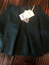 Monnalisa Skirt Size 12 Green New With Tags Free Domestic Shipping