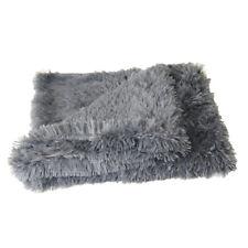 UK Animal Blanket Extra Large Soft Blanket Cosy Warm Pet Dog Cat Throw Mat S-L