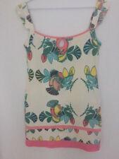 Tigerlily dress size 8 Silk / Linen blend