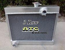 3 Rows Aluminum Radiator for TOYOTA COROLLA KE30 KE38 KE55 KE70 1974-1985 Manual
