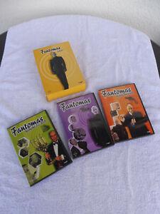 Fantomas Trilogie (2004, DVD video) sehr guter Zustand - TOP ANGEBOT!!
