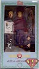 """KEVIN McCALLISTER Home Alone 25th Anniversary 5"""" Clothed Movie Figure Neca 2015"""