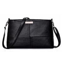 Ladies Handbag Small Square Grid Shoulder Bag Party Crossbody Bag Shan